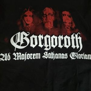 Fruit of the Loom Shirts - Extremely rare gorgoroth tee.